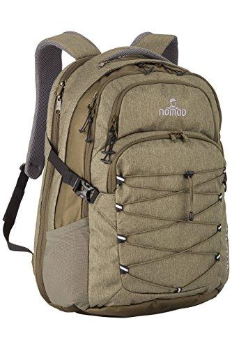 Nomad Velocity Daypack Rucksack, 52 cm, 32 L, Olive