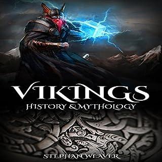 Vikings: History & Mythology cover art
