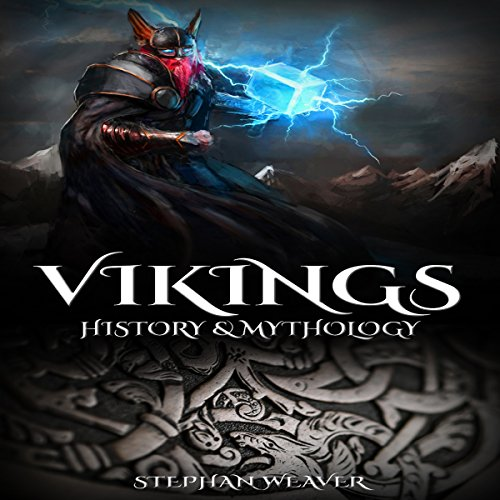 Couverture de Vikings: History & Mythology