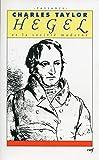 Hegel et la société moderne