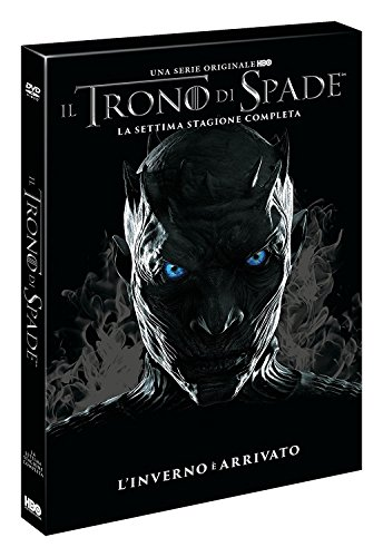 Il Trono Di Spade 7 (Box 4 Dvd New Edit.)