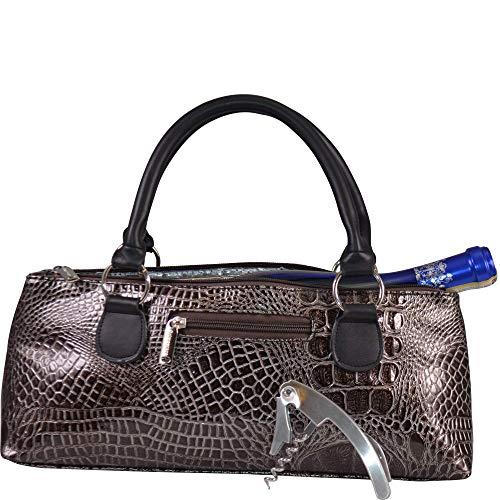 Primeware Wine Clutch Bag (Thermal Insulated) Trendy Women