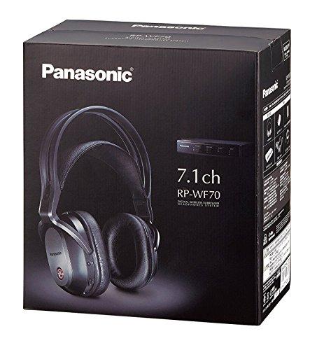 Panasonic(パナソニック)『デジタルワイヤレスサラウンドヘッドホンシステム(RP-WF70)』