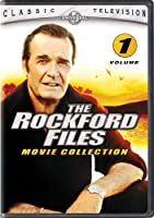 Rockford Files: Movie Collection 1 [DVD] [Import]