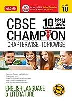 10 years CBSE Champion Chapterwise - Topicwise English Language & Literature - Class 10