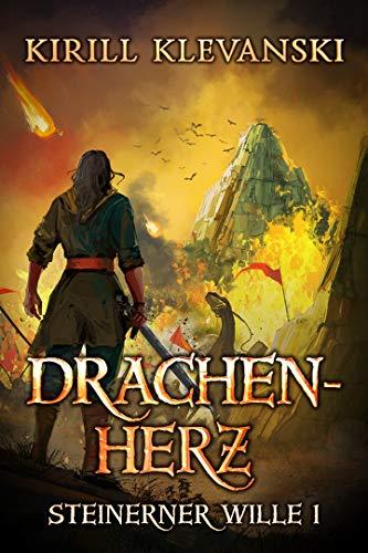 Steinerner Wille (Drachen-Herz Buch 1): LitRPG-Wuxia-Serie (German Edition)