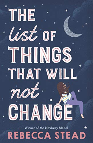 The List of Things That Will Not Change (English Edition)
