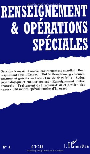 Renseignement et opérations speciales n.4