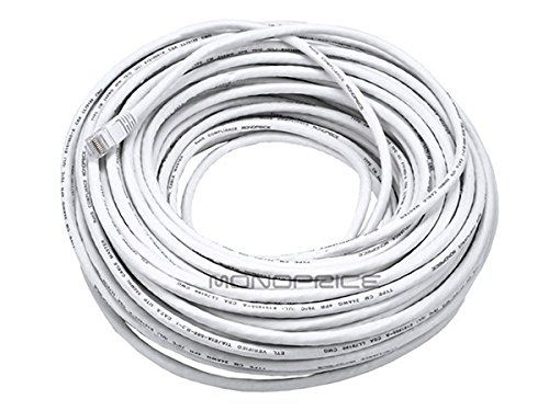 100ft cat6 Snagless Patch Cable - 5