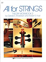 85CO - All For Strings Theory Book 2: Cello