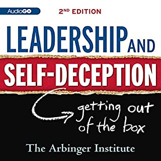 Leadership & Self-Deception cover art