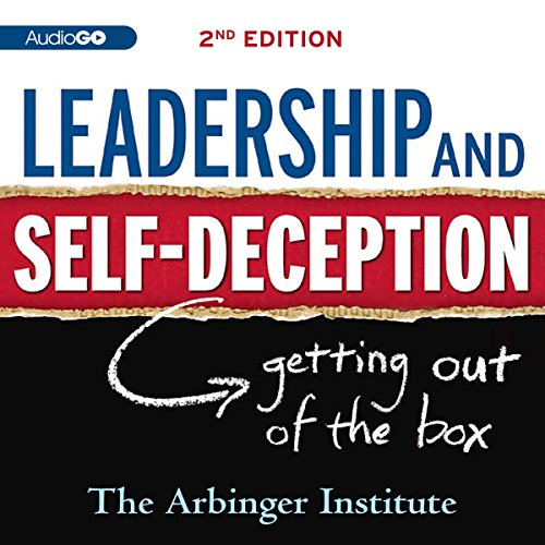 Leadership & Self-Deception audiobook cover art
