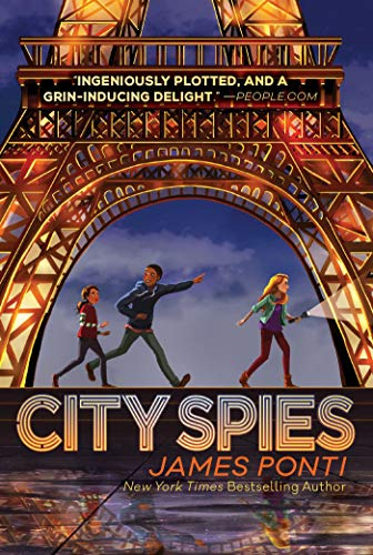 Product Image of the City Spies