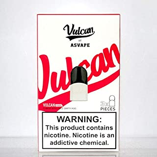 Asvapeアスベイプ VULCAN 用 替えPOD