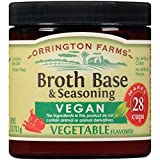 Orrington Farms Vegan Vegetable Broth Base & Seasoning, 6 Ounce