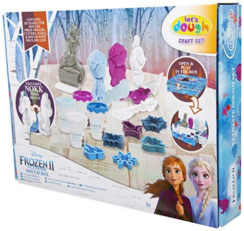 Sambro Frozen 2 - Caja de Juguetes, Multicolor