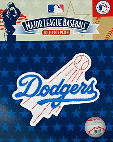 Emblem Source Dodgers Primary Logo Collectors Patch