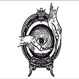 Tarot Tapiz Fractal Celestial Quiromancia Energía de la ManoMisteriosoTapizDecoraciones para el hogar Tapices