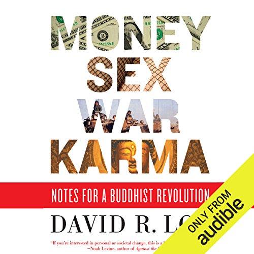 Money, Sex, War, Karma audiobook cover art