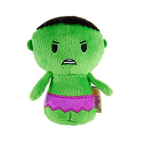 Hallmark Carte 25458117 The Hulk pour Petits Peluche
