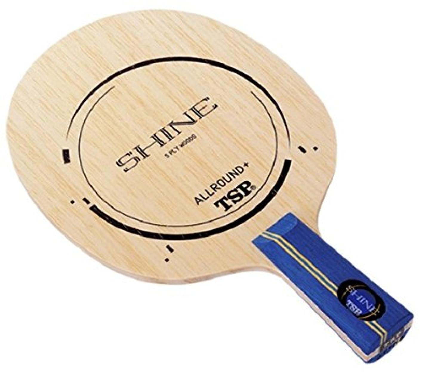 ファックスラビリンス広範囲ティーエスピー(TSP) 卓球 中国式ペンラケット シャイン CHN 021043