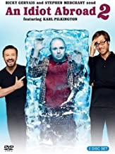karl pilkington dvd box set