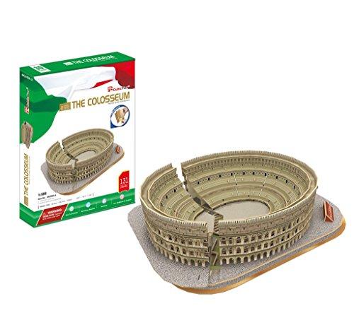 CubicFun MC055H Colosseum Puzzle by CubicFun