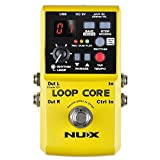 Nux Loop Core Guitar Effect Pedal Looper 6 Hours Recording Time, 99 User