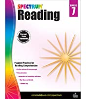 Spectrum Reading, Grade 7