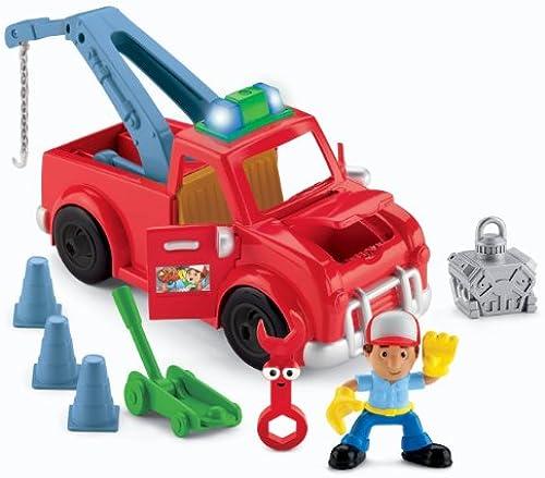 Fisher-Price Disney's Handy Manny Fix-It Tow Truck