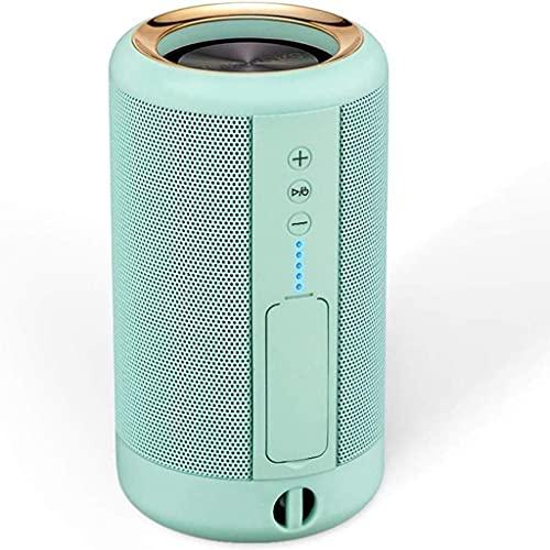 N/A Altavoz Bluetooth - Portátil Inalámbrico Mini Alto altavoz Phone Phone Subwoofer Tablet, TV y Ideas de Regalo (Color: a) mei (Color : B)