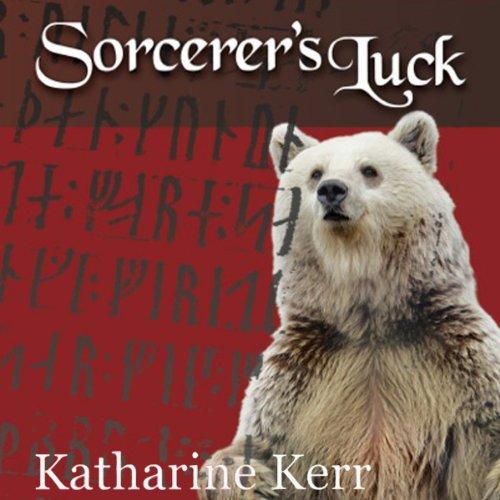 Sorcerer's Luck audiobook cover art
