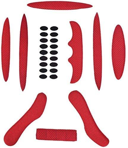 SGerste Fahrradhelm-Polster, Schwamm, Fahrradhelm, Polsterung, Zubehör 1 Set