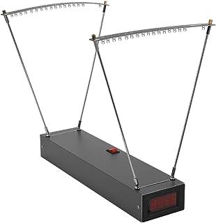sazoley Chronographe Balistique, Vélocimétrie, Instrument de Mesure de Vitesse, Pro Bow Outil de Mesure de Vitesse Alliage...