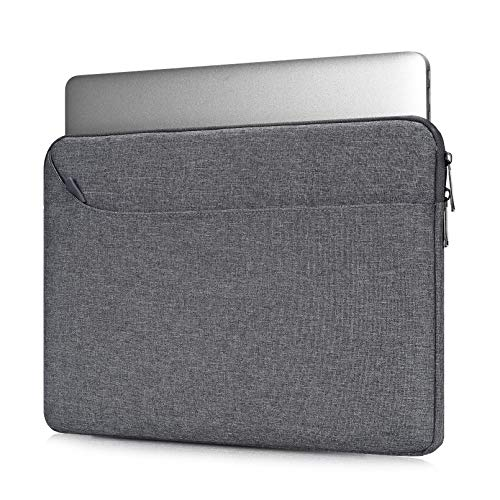 12.3-13.3 Inch Tablet Sleeve Case for Dell XPS 13 9310 7390/Dell Inspion 13 7000, Asus ZenBook 13, Surface Laptop/Book 3, Acer Chromebook R13,Lenovo Yoga 730 Bag(Space Grey)