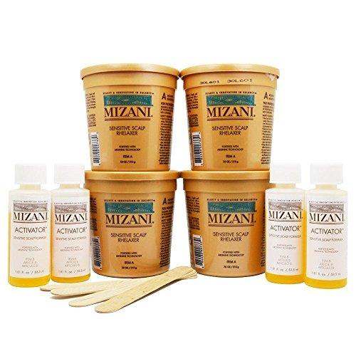 Mizani Butter Blend Sensitive Scalp Rhelaxer Kit