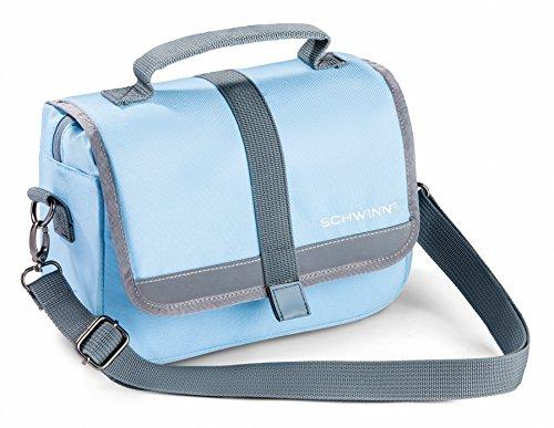 Schwinn Handle Bar Bag, Blue