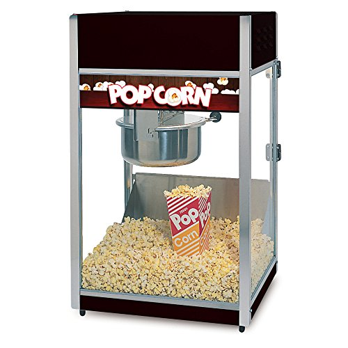 Best Price Global Solutions by Nemco GS1508 8 Ounce Popcorn Popper, Pops 160 One Ounce Servings Per ...