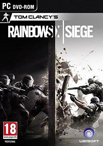 Tom Clancy Rainbow Six Siege : PC DVD ROM , ML
