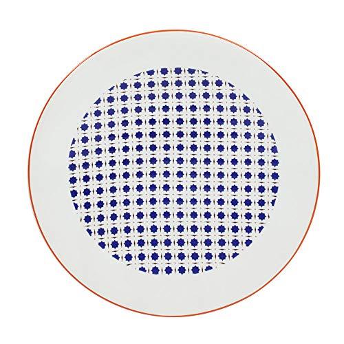 - assiette à dessert 21 cm hype (lot de 6)