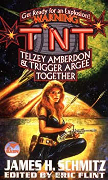 TNT  Telzey Amberdon & Trigger Argee Together  Federation of the Hub 2