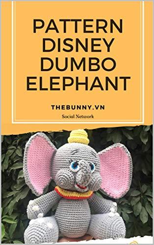 Crochet elephant border … | Crochet elephant, Crochet edging ... | 500x314