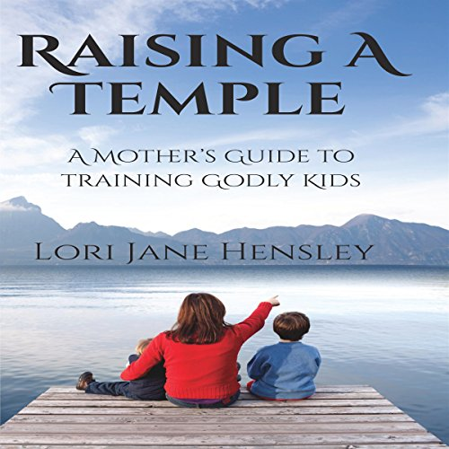 Raising a Temple audiobook cover art