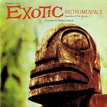 Hawaii Calls - Exotic Instrumentals