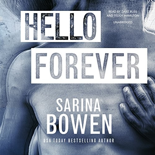 Hello Forever audiobook cover art