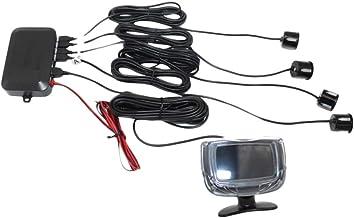 $30 » WINOMO Front Rear Car Reverse Backup Radar System Parking Sensors Cars Parking Assist Reversing Radar with LED Display Sou...