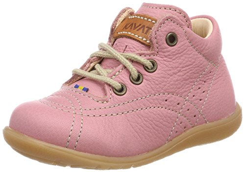 Kavat Baby Mädchen Edsbro Sneaker, Pink Pink, 24 EU