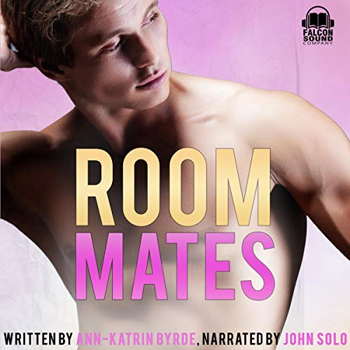 Roommates audiobook cover art