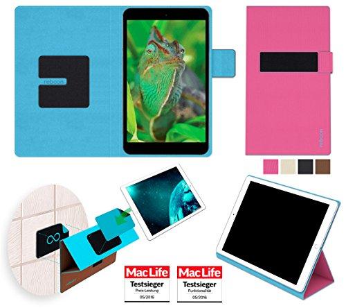 Hülle für Blaupunkt Polaris 808 BE Tasche Cover Hülle Bumper | in Pink | Testsieger
