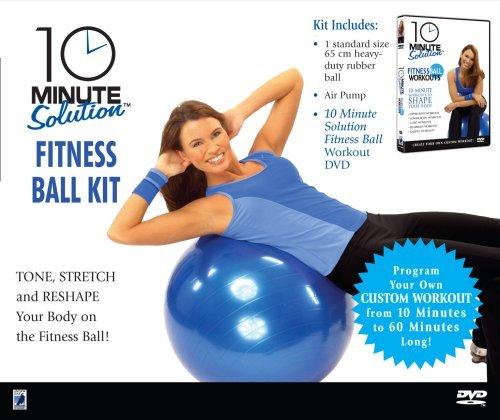 10 Min Sol Fitness Ball Kit